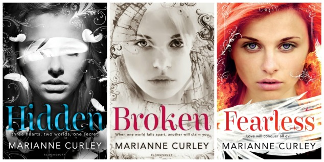 The Avena Series, Hidden, Broken, Fearless