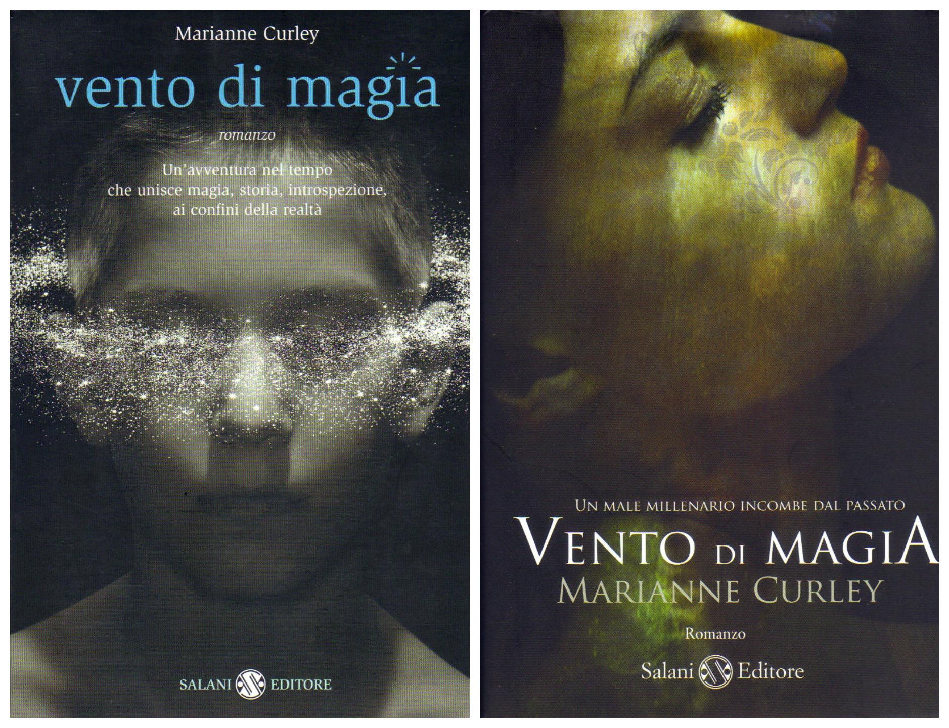 Italian Old Magic collage