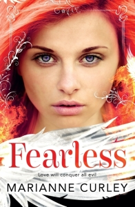 Fearless Book 3 of The Avena Series, released in July 2015