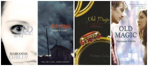 The Four Covers of Old Magic