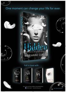 Hidden, with Old Magic and The Guardians of Time Trilogy