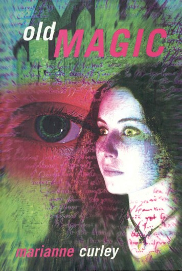 Old Magic UK Hardcover & OZ Paperback
